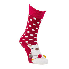 totes toasties Ladies Single Original Socks Llama