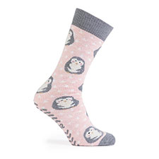 totes toasties Ladies Single Original Socks Penguin