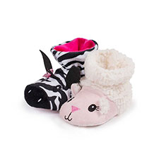 totes Girls Novelty Animal Slippers