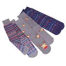 totes Mens Original Slipper Socks