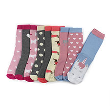totes Ladies Ankle Socks (Triple Pack)