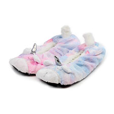 totes Childrens Unicorn Footsie