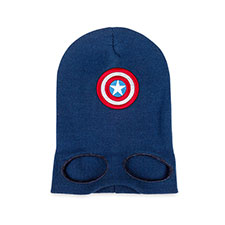 Children's Avengers Mask Hat  Blue