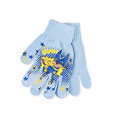 Kids Paw Patrol Gloves  Light Blue