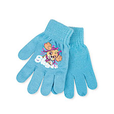 Kids Paw Patrol Gloves  Blue