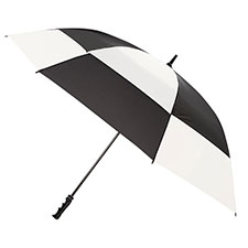 totes Windproof Double Canopy Umbrella