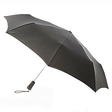 totes XTRA STRONG Auto Open/Close Ratchet Umbrella