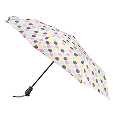 totes Auto Open Close XTRA STRONG Big Paradise Spot Umbrella