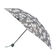 totes Auto Open/Close Thin Tapestry Floral Print Umbrella
