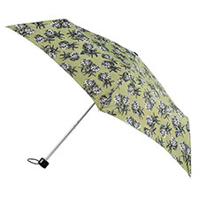 totes Supermini Botanical Rose Print Umbrella