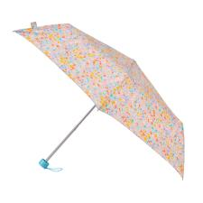 totes Supermini Painted Floral print Umbrella (3 Section)