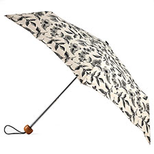 totes Supermini Botanical Floral Print Umbrella