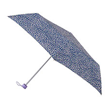 totes Supermini Scattered Dot Print Umbrella