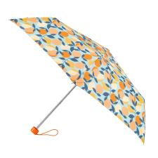 totes Supermini Oranges & Lemons Print Umbrella (3 Section)
