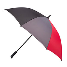totes Premium Golf 3 Colour Multigore Umbrella