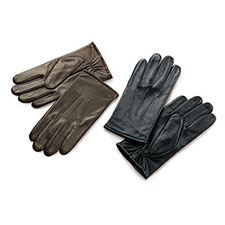 isotoner 3 Point Leather Glove