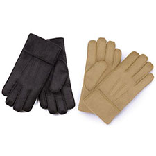 isotoner Faux Sheepskin Glove