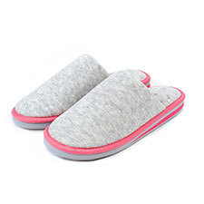 Isotoner Ladies Terry Mule Slippers