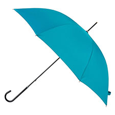 totes Ladies Teal Elegant Walking Umbrella