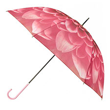 totes Dahlia Photographic Elegant Walker Umbrella