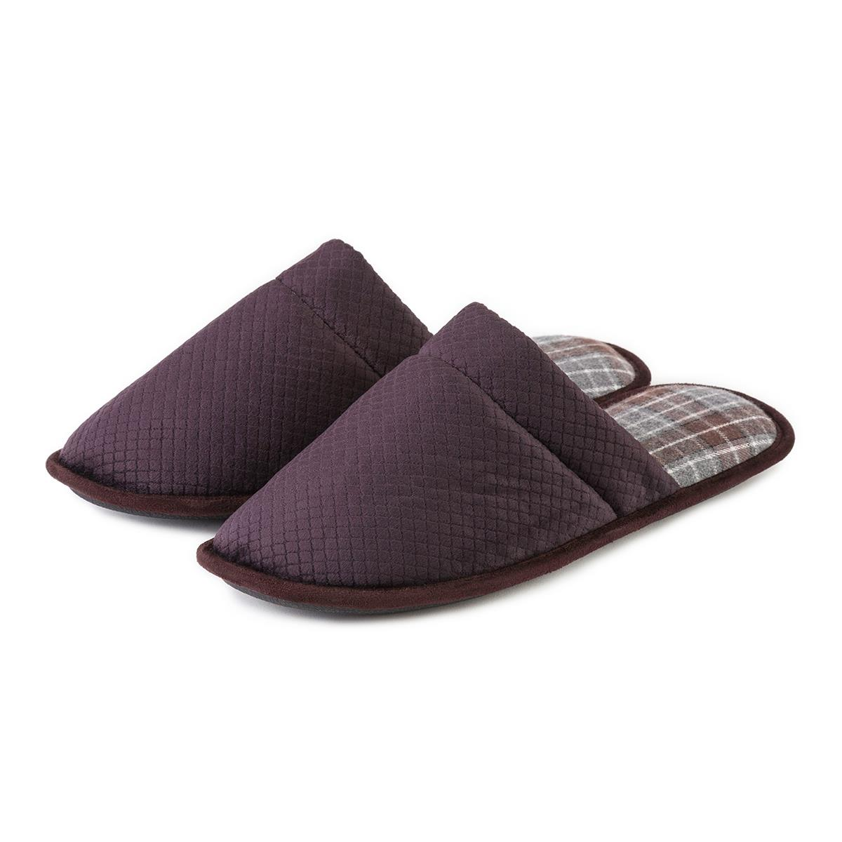 For Sale At Totes Mens Cord Mule Slippers