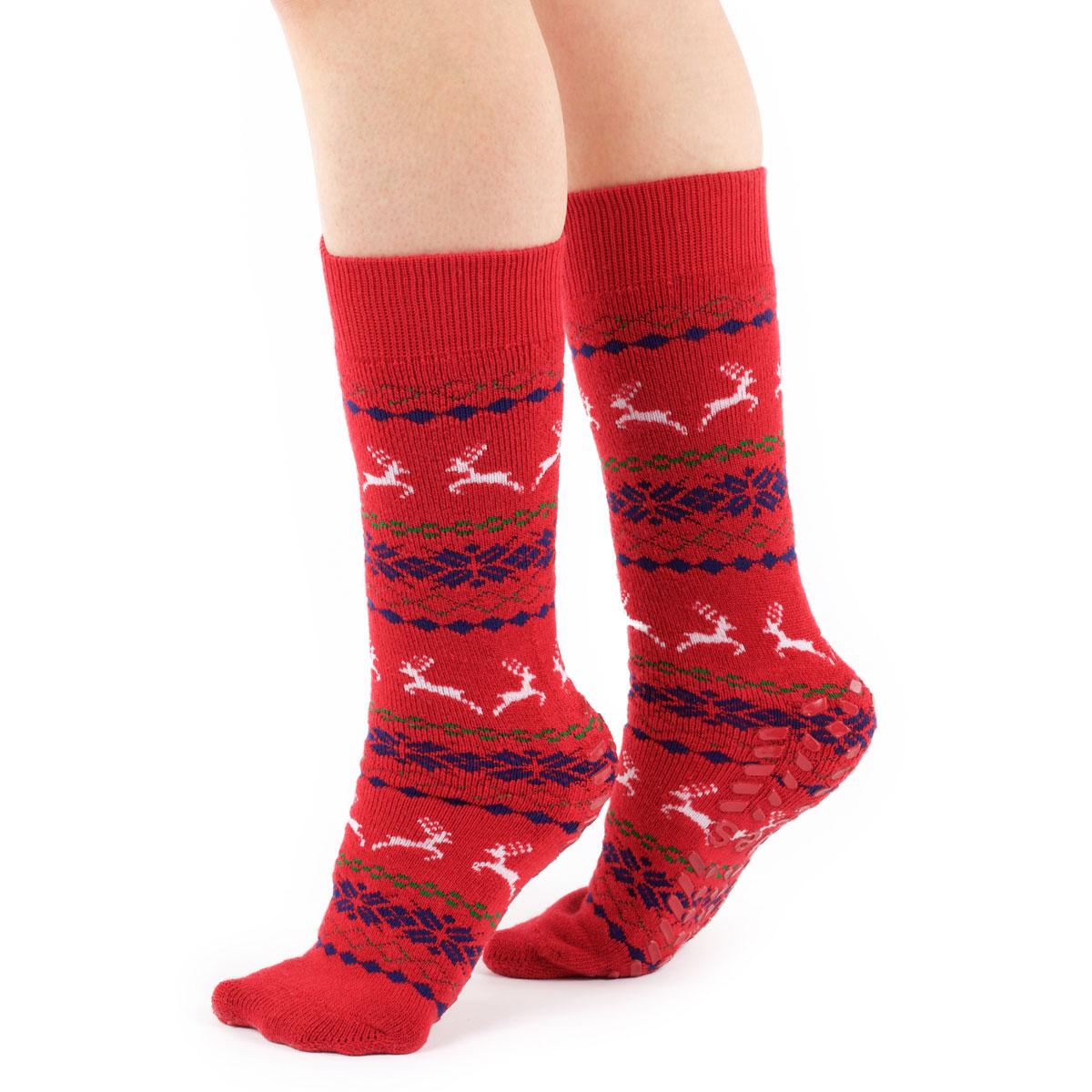 Totes Ladies Original Slipper Socks | EBay