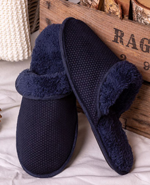 Shop totes ISOTONER Mens Slippers